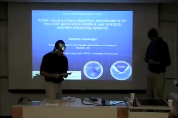 NOAA cloud product algorithm development for the next generation GOES-R and NPOESS satellite observing systems