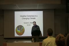 Weather extremes in a changing climate