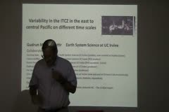 East Pacific ITCZ variability over three decades of satellite data