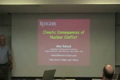 Climatic Consequences of Nuclear Conflict: Nuclear Winter Still a Threat