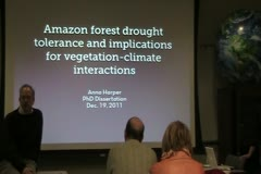 Drought Tolerance and Implications for Vegetation-Climate Interactions in the Amazon Forest