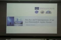 Sea Ice and Consequences of an  Ice-Diminished Arctic Ocean