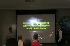 Factors Affecting Lightning Behavior in Various Regions of the United States