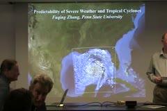 Predictability and data assimilation of severe weather and tropical cyclones