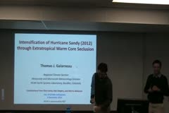 Intensification of Hurricane Sandy (2012) through Extratropical Warm Core Seclusion