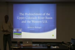 The Hydroclimate of the Upper Colorado River Basin and the Western United States