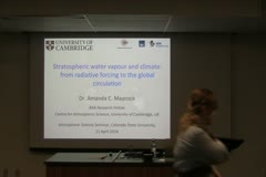 Stratospheric water vapour and climate: from radiative forcing to the global circulation