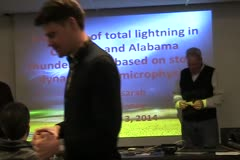 Prediction of Total Lightning Behavior in Colorado and Alabama Thunderstorms from Storm Dynamical and Microphysical Variables