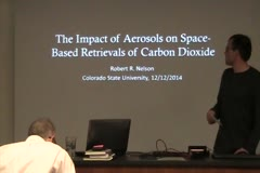 The Impact of Aerosols on Space-Based Retrievals of Carbon Dioxide
