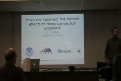 "Have we ""resolved"" the aerosol effects on deep convection problem?"