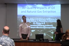 Air quality impacts of oil and natural gas extraction