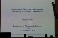 Stratospheric Water Vapor Processes and Trends from in situ Observations
