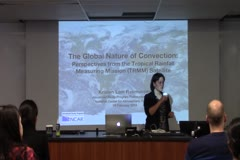 The Global Nature of Convection: Perspectives from the TRMM satellite