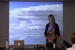 Latent Heating and Aerosol-Precipitation Interactions Within Mesoscale Convective Systems