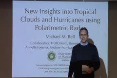 New Insights into Tropical Clouds and Hurricanes using Polarimetric Radar