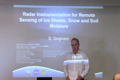 Radar Instrumentation for Remote Sensing of Ice, Snow, and Soil Moisture