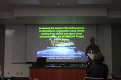 Assessing the impact of the Anthropocene on atmospheric composition using remote sensing from aircraft and space based instrumentation: the SCIAMACHY Project and its legacy