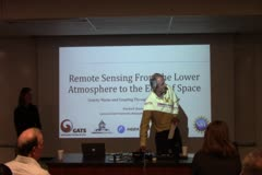 Remote Sensing of the Atmosphere from the Troposphere to the Edge of Space