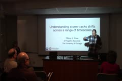 Understanding storm track shifts across a range of timescales