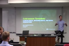 Cold-season Tornadoes: Climatological, Meteorlogical, and Social Perspectives