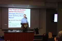 Tropical Atmospheric Madden-Julian Oscillation: Strongly Nonlinear Free Solitary Rossby Wave?