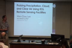 Probing Precipitation, Cloud, and Clear Air Using EOL Remote Sensing Facilities