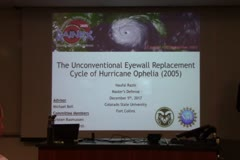 The Unconventional Eyewall Replacement Cycle of Hurricane Ophelia (2005)
