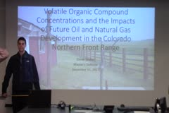 Volatile Organic Compound Concentrations and the Impacts of Future Oil and Natural Gas Development in the Colorado Northern Front Range