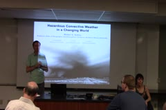 Hazardous Convective Weather in a Changing World